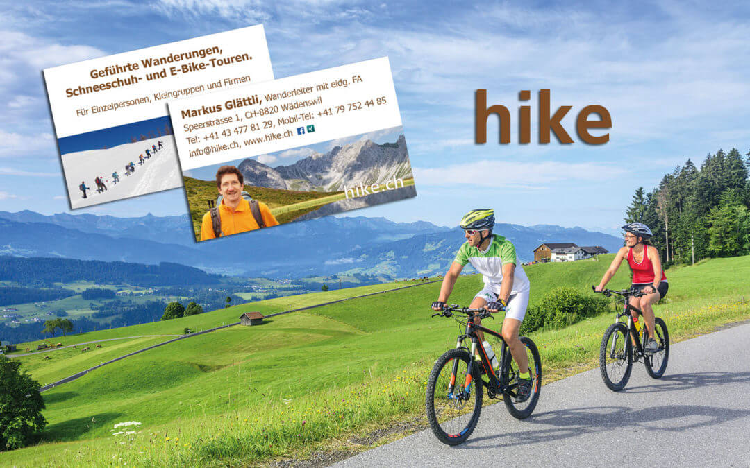 Redesign & Website hike