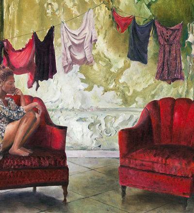 Exklusiv: Christian Sommer Kollektion mit  seiner neuesten Kreation «Salon verde»