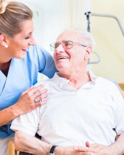 Jeder 4. Schweizer wird bis 2045 älter als 65 Jahre sein.