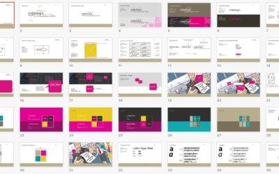 Corporate Design Manual für eine starke Identität Ihres Unternehmens